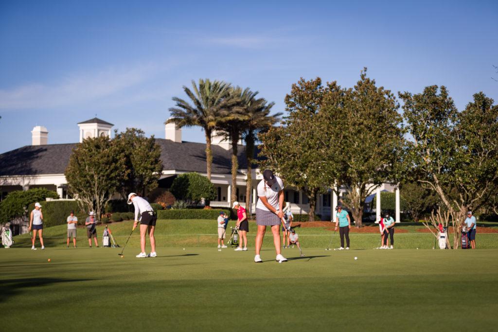 2021 Gainbridge LPGA at Lake Nona Golf and Country Club in Orlando, Florida. Photo by Jensen Larson for Tavistock / Lake Nona / @jensenlarson